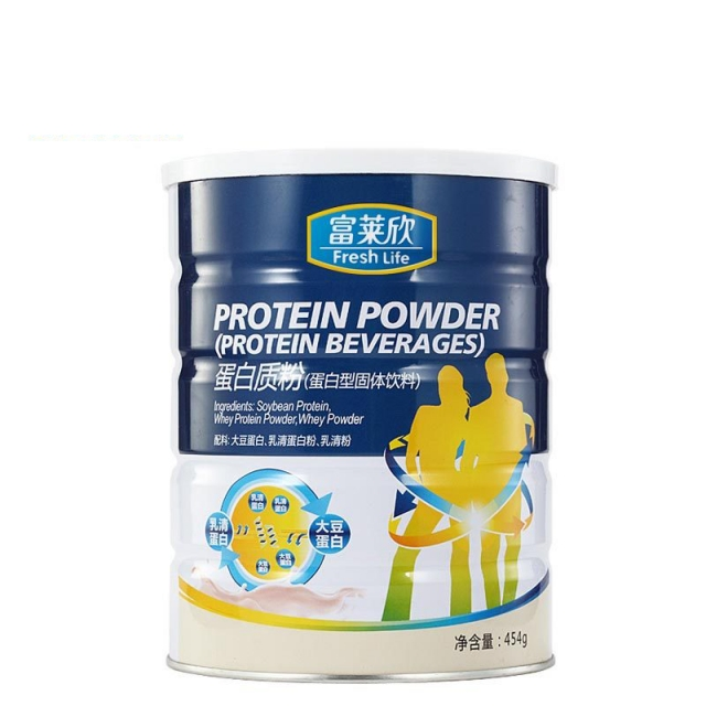 HPSON富莱欣  蛋白质粉 (蛋白型固体饮料) 454g