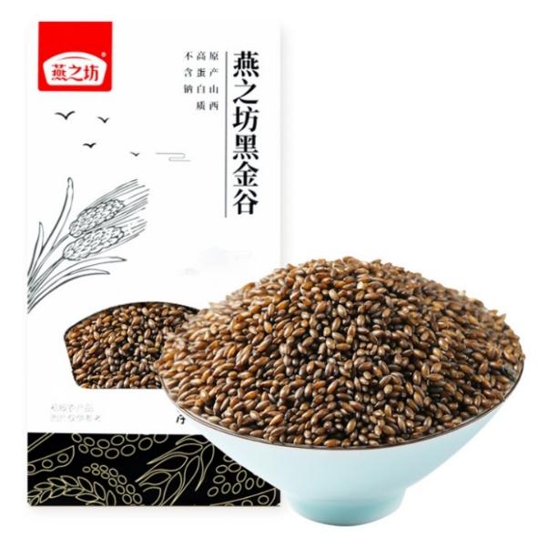 燕之坊 燕之坊黑金谷 轻食中的轻奢品 450g