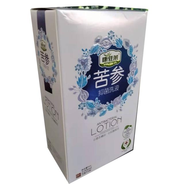 康驻莱苦参抑菌洗液220ml*1瓶/盒
