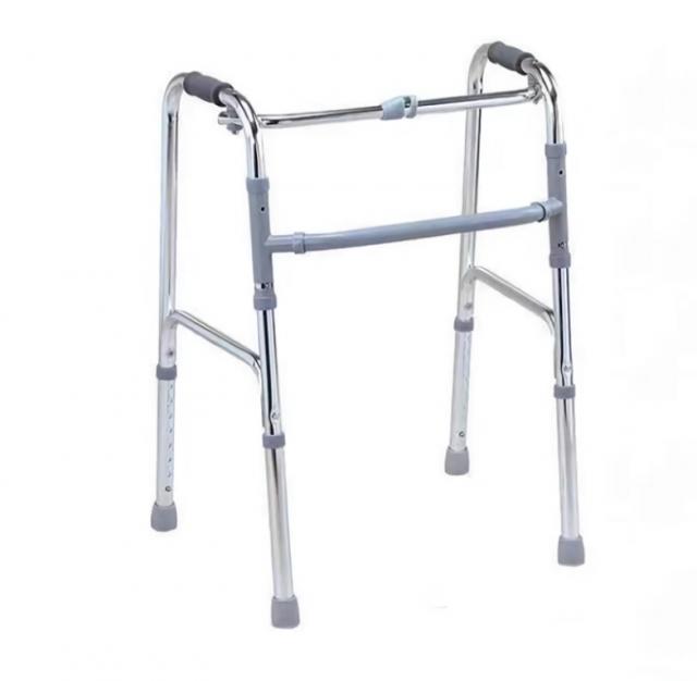 助行器 913L铝合金 老人残疾 行动不便者 四脚拐杖 行走辅助器
