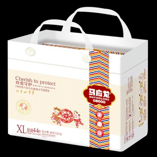 马应龙  珍爱守护婴儿纸尿裤XL码(44片/包)