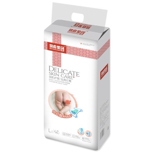 马应龙  婴儿纸尿裤L码(42片/包)